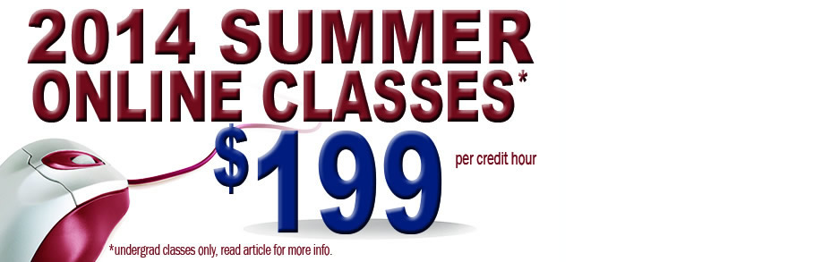 HLGU Offers Tuition Discount for Online Summer Undergraduate Courses