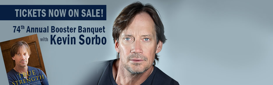 Tickets Now on Sale for HLGU Booster Banquet Featuring Kevin Sorbo