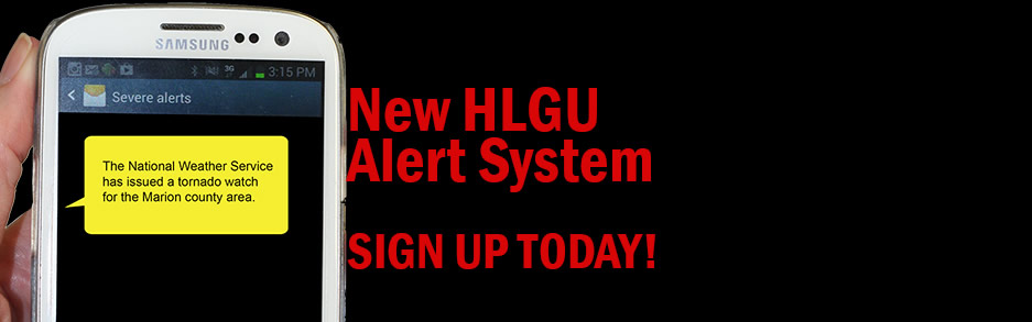 HLGU Announces New HLG Alert