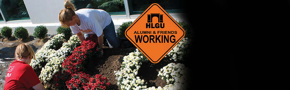 5th Annual Alumni and Friends Work Day