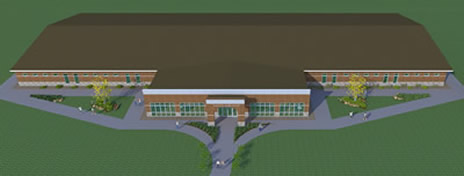 Proposed Science Building