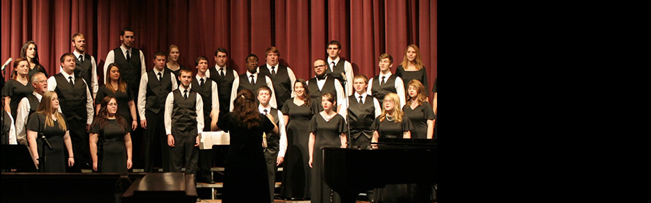 HLGU Concert Choir to Participate in Heritage Hymns Festival
