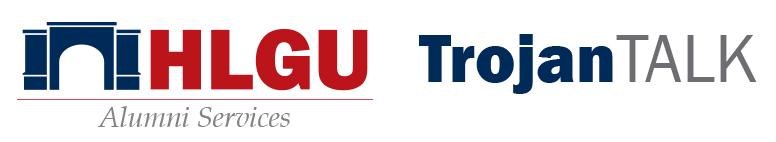 Trojan Talk logo