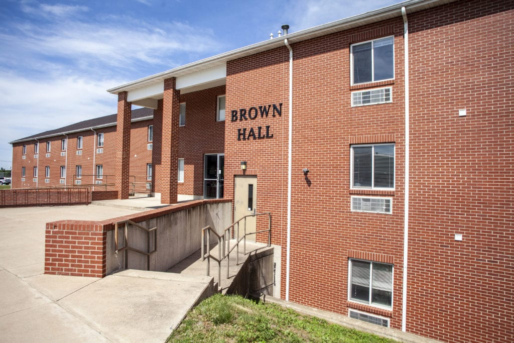 Lewis and Brown Hall